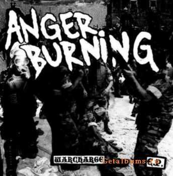 Anger Burning                  - Warcharge E.P. (2008)