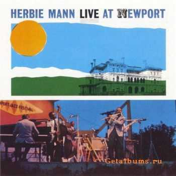 Herbie Mann – Live At Newport - 1963 (2001)