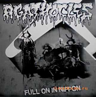 Agathocles - Full On In Nippon (Live) (2011)
