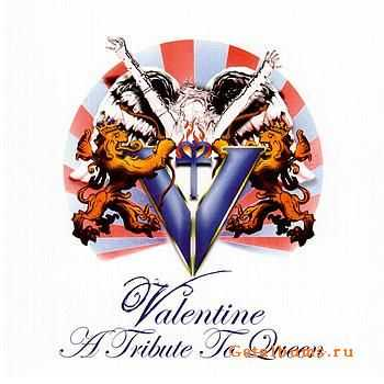 Robby Valentine - A Tribute To Queen (2012)