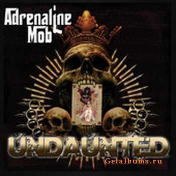 Adrenaline Mob - Undaunted [Single] (2012)