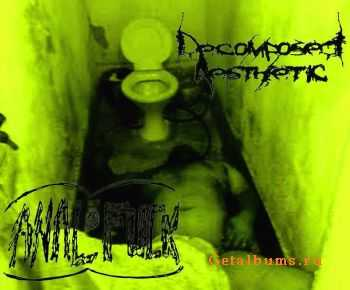 Decomposed Aesthetic & Anal Fuck - Split (2010)