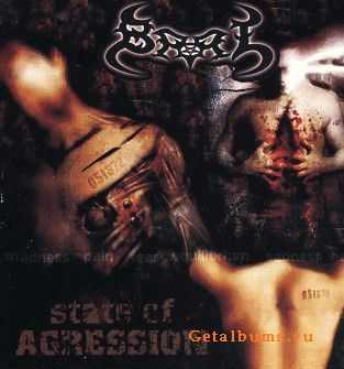 Baal - State Of Agression (2002)