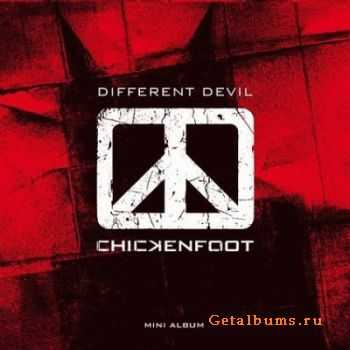Chickenfoot - Different Devil [EP] (2012)