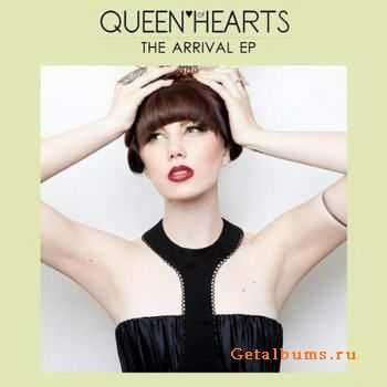 Queen Of Hearts - The Arrival [EP] (2011)