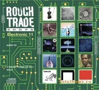 VA - Rough Trade Electronic 11 (2012)