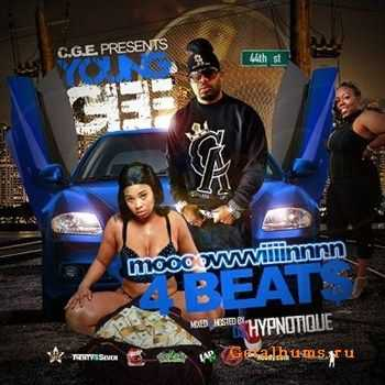 Young Gee - Movin 4 Beats (Mixtape) (2012)