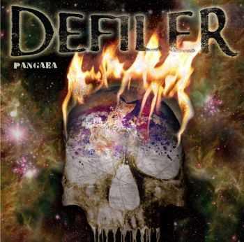 Defiler - Pangaea (Re-Issue) (2011)