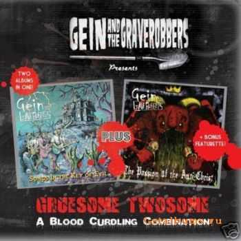 Gein & the Graverobbers - Gruesome Twosome (2007)