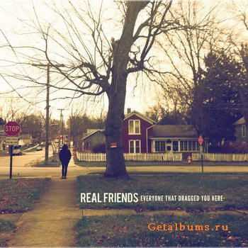 Real Friends - Everyone That Dragged You Here [EP] (2012)