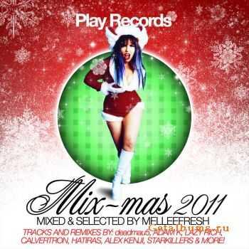 VA - Play Records: Mix-Mas 2011 (2011)
