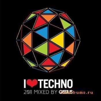 Cassius � I Love Techno 2011 (2011)