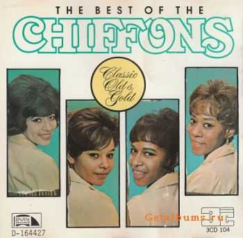 The Chiffons - The Best Of The Chiffons: Classic Old & Gold (1988)