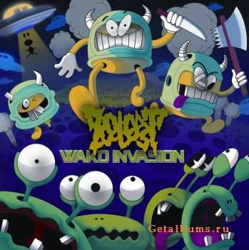 Zoebeast - Wako Invasion (2012) [Single]