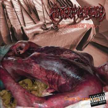 Antropofagia - Excrement Of Torture (Demo) (2011)