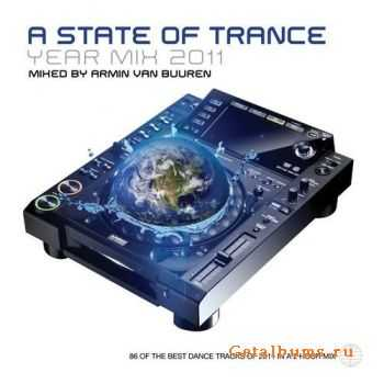 VA - A State Of Trance Yearmix 2011 (mixed by Armin van Buuren) (2011)