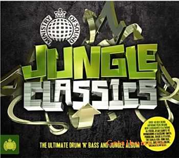 VA - Ministry Of Sound: Jungle Classics (2011)