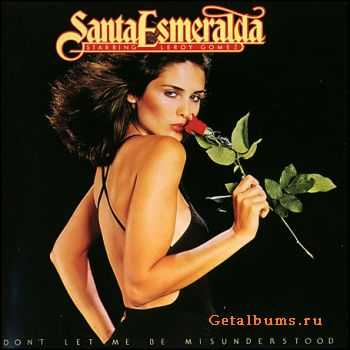 Santa Esmeralda - Don't Let Me Be Misunderstood 1977 (Japan Remastered 1995)