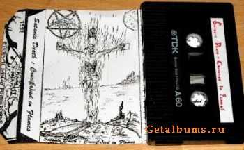 Satanic Death - Crucified In Flames [demo] (1992)