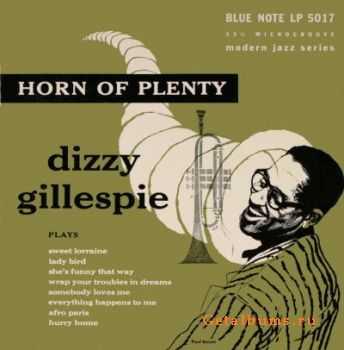 Dizzy Gillespie - Horn Of Plenty (1952)