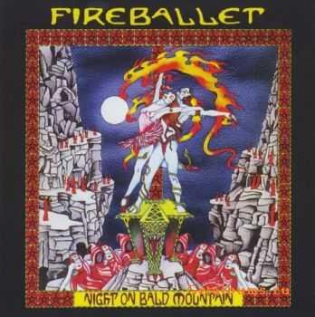 Fireballet - Night On Bald Mountain (1975)