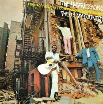 The Impressions - This Is My Country (1968)