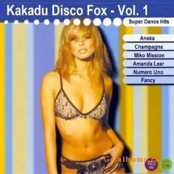 Kakadu Disco Fox Vol. 1 (2006)