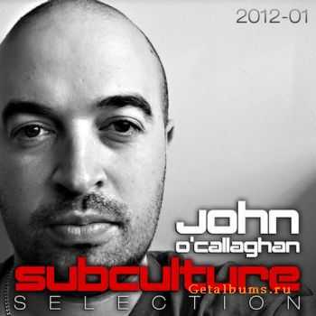 VA - Subculture Selection 2012-01 (2012)