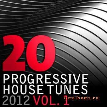VA � 20 Progressive House Tunes 2012 Vol 1 (2012)