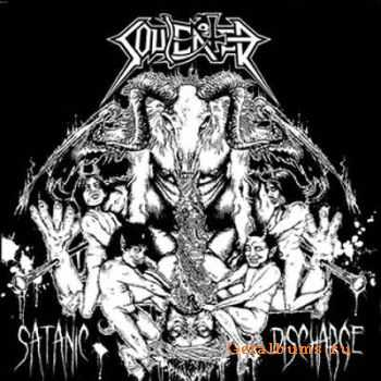 Soul Eater - Satanic Discharge (2009)