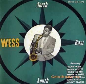 Frank Wess - North, South, East...Wess (1956)
