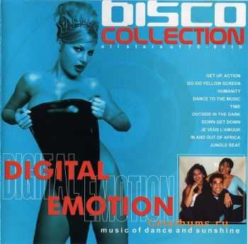 Digital Emotion - Disco Collection (2002) FLAC