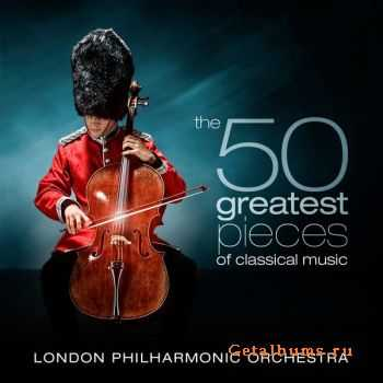 London Philharmonic Orchestra & David Parry - The 50 Greatest Pieces of Classical Music (2009)