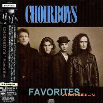 Choirboys - Favorites 2011 (Compilation 1982-2004)