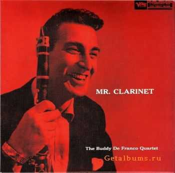 Buddy DeFranco - Mr. Clarinet (1953)