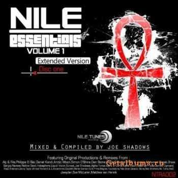 VA - Nile Essentials Vol 1 (Extended Mixes) Part One (2012)