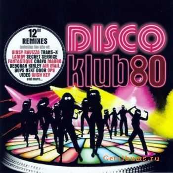 VA - Disco Klub 80 (2009)