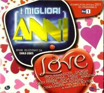 VA - I Migliori Anni - Love (2011)