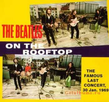 The Beatles - Apple Rooftop Concert (1969) HDTVRip