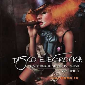 Disco Electronica. Underground House Music Vol. 3 (2012)