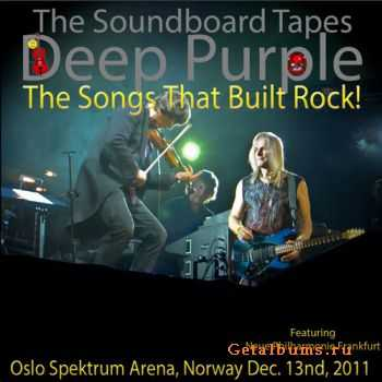 Deep Purple - Oslo, Norway (2011-12-13) (Soundboard) MP3 + FLAC