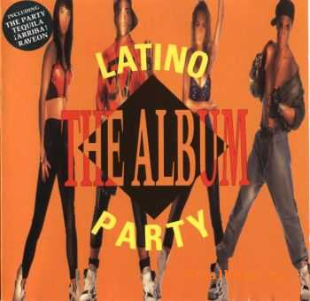 Latino Party - The Album (1990)