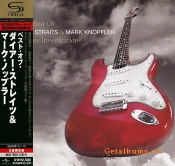 Dire Straits & Mark Knopfler - The Best Of: Private Investigations (Japanese Edition) 2005 (Lossless) + MP3