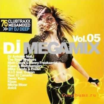 VA - DJ Megamix Vol. 5 (2012)