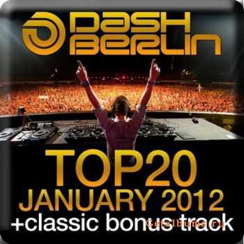 VA - Dash Berlin Top 20 January 2012 (2012)