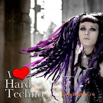 VA - I Love Hardtechno (2012)