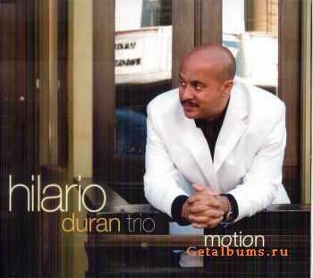Hilario Duran Trio - Motion (2010) FLAC