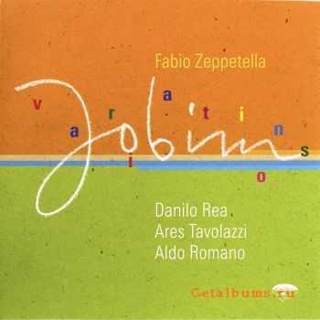 Fabio Zeppetella - Jobim Variations (2009)