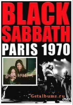 Black Sabbath - Live In Paris (1970) DVDRip