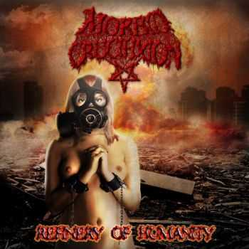 Morbid Crucifixion - Refinery Of Humanity [Demo] (2012)